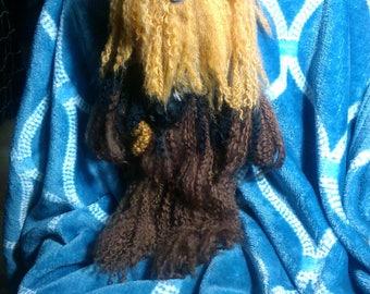 Crochet Chewbacca Ready to ship inspired