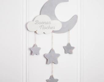 "Mobile model Luna ""Good Night"""