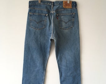 Vintage 501 Levi's Jeans | Red Tab