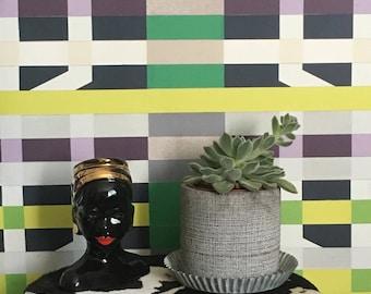 Colour block Wallpaper