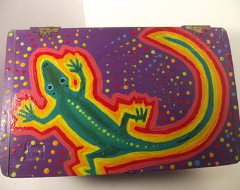 Life Force Lizard Box