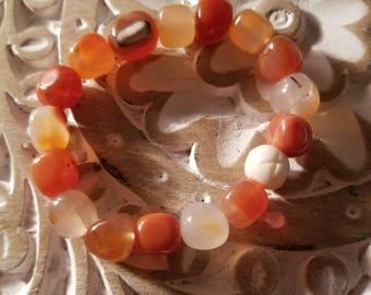 Carnelian Bracelet