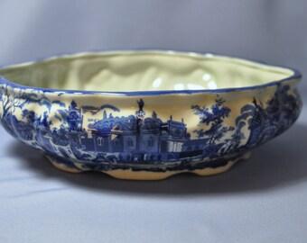 Vintage Victoria Ware Ironstone Bowl DSC_00898