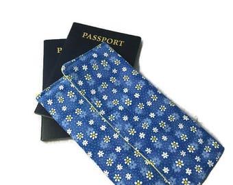 Passport Wallet, Passport Cover Gift, Passport Holder, Travel Wallet Organizer, Frequent Traveler, Wallet Holder, Travel Cover Organizer
