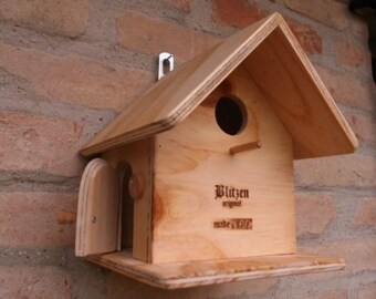 Blitzenpet, House For Little Birds, made in Italy 100%