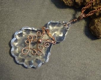 Vintage Chandelier Prism Pendant