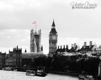 Big Ben, London Instant Download, wall decor, Fine Art Photography, Diamond Jubilee, London 2012 Olympics