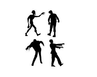 Zombie SVG