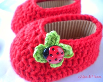 Baby shoes baby wool-various decorations