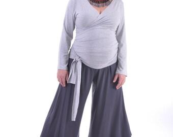 Black Maternity Trousers, Pregnancy Pants, Maternity Capris, Maternity Dress Pants, Plus Size Maternity, Triangular Maternity Pants