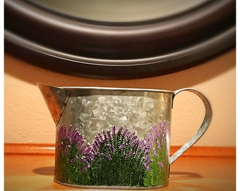 Lavender Watering Can, Small