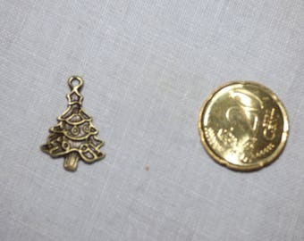 The tree CHARM bronze with Garland