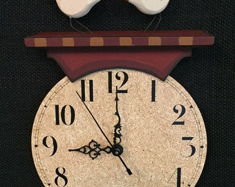 Bird Wall Clock