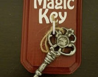 Santa's Magic Key, Magic Key, Santa's Key, Santa Key,Magic Christmas Key, Santa's Key, Christmas Decoration