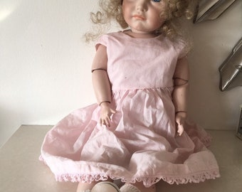 Absolutely Beautiful Large Vintage Ball-Jointed Doll