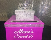 Two-Tier Card Box with Pr...