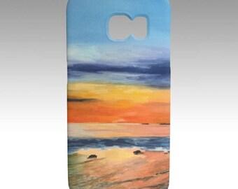 Summer Sunset - Cell Phone Case