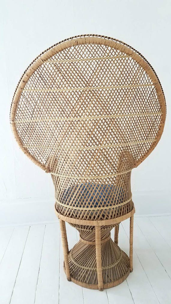 Wicker Peacock Chair #18 - Like This Item?