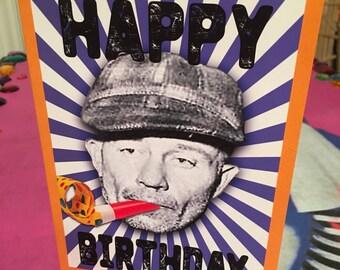 Ed Gein Birthday Card serial killer