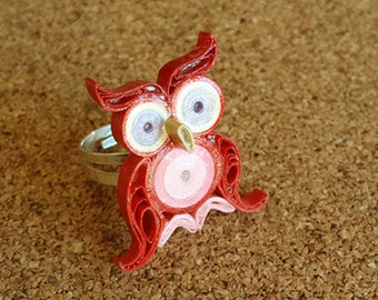 Red Owl Ring and other things