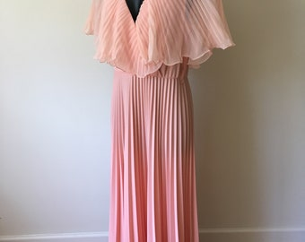 Rare Vintage formal gown size Small