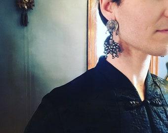 Rajasthani Chandelier Earrings
