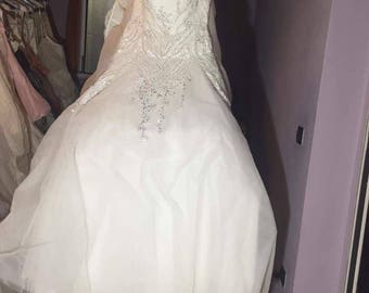 Wedding Dresses 5 Pieces
