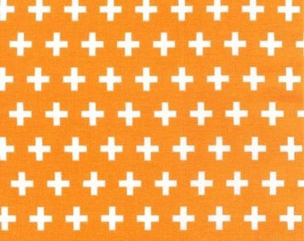 Remix Tangerine Plus by Ann Kelle for Robert Kaufman