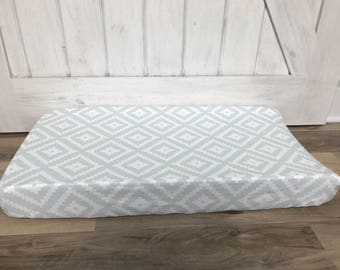 Aztec Crib Sheet Or Changing Pad Cover