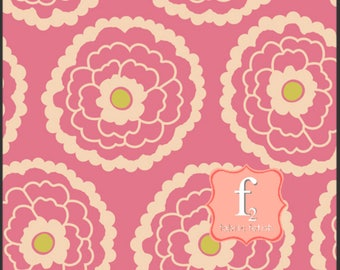 Girl About Town Rose - AGF Studio - Art Gallery Fabrics 100% Quilters Cotton