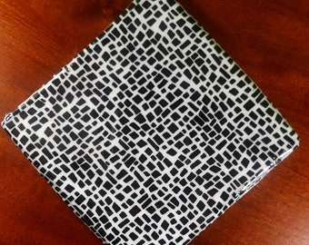 Fabric Wrapped Ceramic Tile Drink and Decorative Coaster