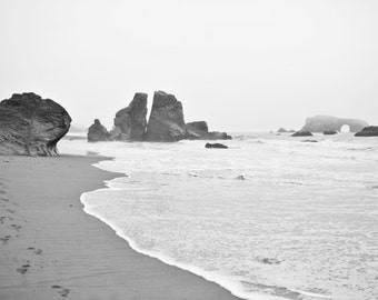 Bodega Bay Photography, Goat Rock California, California Ocean Landscape, California Travel Photography, 8x10 Photo, Art Decor