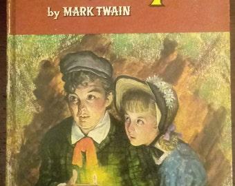 Vintage Book - 1955 Tom Sawyer, by Mark Twain