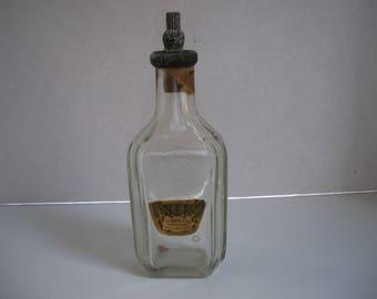 Colgate Co Cashmere Bouquet Toilet Water Bottle - Vintage Cashmere Bouquet Toilet Water Bottle