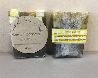 Lemon Verbena Kitchen Soap