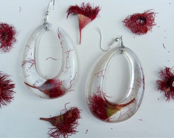 Red Gum Oval Hoops