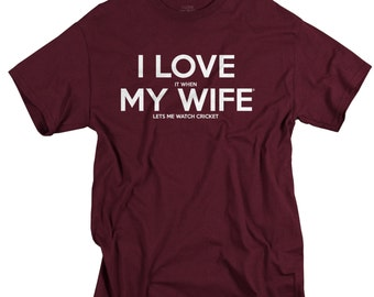 Cricket gift for husband funny cricket t-shirt Birthday gift for men cheap gift for hubby tee shirt Father's day gift