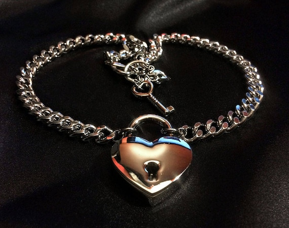 case pendant w new crystal i chain padlock swarovski silver necklace