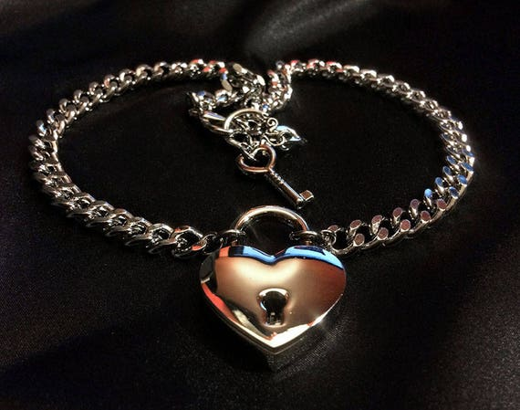 with necklace logo id at sale dior master necklaces christian silver padlock v for jewelry chain