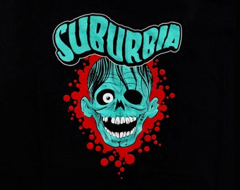 Splatter Zombie T-Shirt