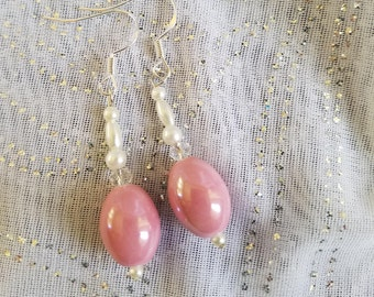 Jelly Beans Dangle Earrings