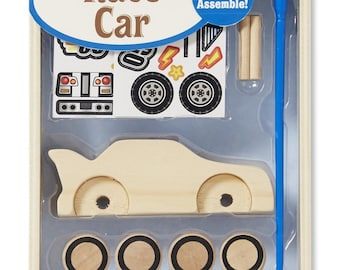 little engineers will enjoy making their own car