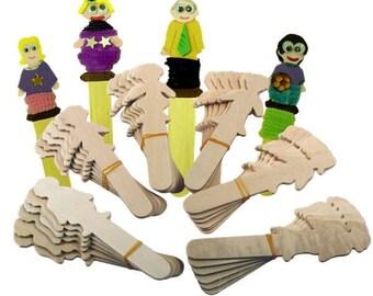 Lollipop Family lolly Sticks 36pcs