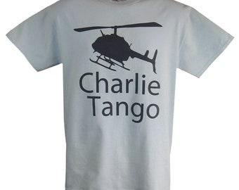 Charlie Tango T-shirt