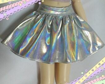 Holographic Skirt for Pullip, Blythe and MSD Slim