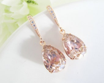 Blush and rose gold Etsy