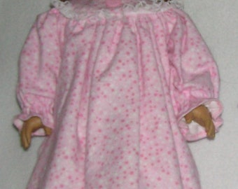 """Night Gown for the 18"""" Doll"""
