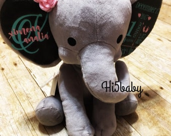 Birth Stats Elefant