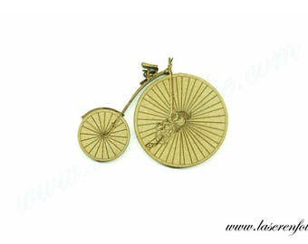 Velocipede, bicycle made of medium size 5cm