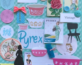 Pyrex Pretties Kit